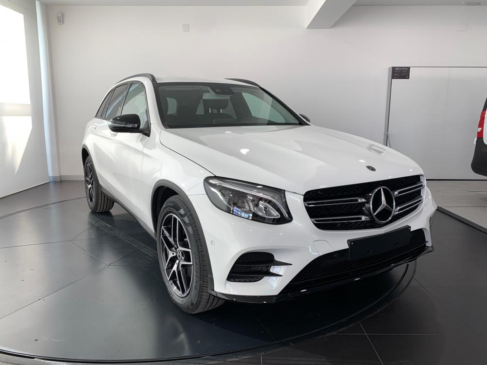 GLC 250 4Matic AMG Line