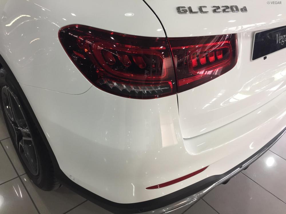 GLC 220d 4Matic AMG Line